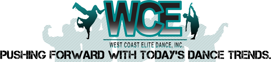 West Coast Elite Dance, Inc. Logo